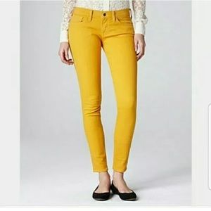 Lucky Brand 6/28 Charlie Ankle Cropped Capri Jeans